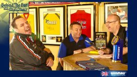 Adrian Lewis & Keith Deller Visit Paul 'Behind the Bar'
