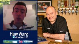 BDO Referee Huw Ware joins Paul 'Behind the Bar'