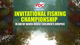 'Behind the Bar' On Location at the PDC Fishing Championship