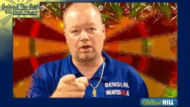 'Behind the Bar' On Location in Frome with Raymond van Barneveld