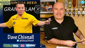 'Behind the Bar' with 9 Dart Demon Dave 'Chizzy' Chisnall.