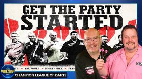 Champions League of Darts Preview | Peter Manley on 'Behind The Bar'