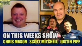 Chris Mason, Scott Mitchell & Justin Pipe on 'Behind the Bar' (Part 1)