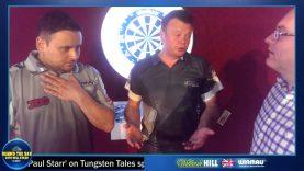 Chris Mason & Steve Brown on 'Behind the Bar' at Butlin's in Minehead