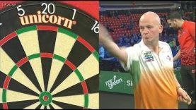 Cullen v Caven (R1) 2017 Players Championship Finals Darts