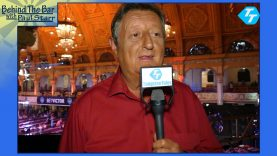 Eric Bristow & Paul share their thoughts of The World Matchplay