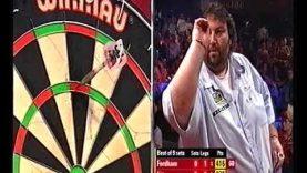 Fordham vs Fitton Darts World Championship 2004 Quarter Final