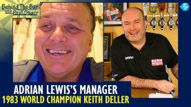 Jackpot's manager & 1983 World Champion Keith Deller on Tungsten Tales