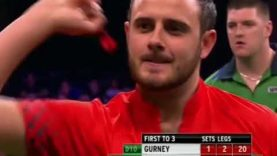 Joe Cullen almost LOSES IT! – 2017 PDC World Grand Prix