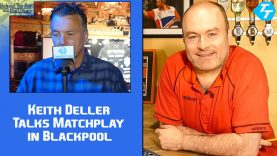 Keith Deller joins Paul 'Behind the Bar' as they preview Jackpot's next match