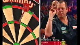 King vs Brantjes Darts World Championship 2005 Round 2