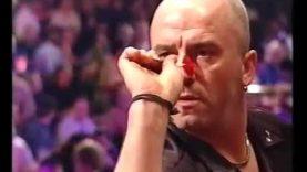 King vs Monk Darts World Championship 2002 Semi Final