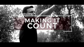 Paul Nicholson's Darts School – EP6 – Counting