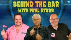 Peter Manley & Rod Harrington Join Paul 'Behind the Bar'