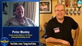 Peter 'One Dart' Manley previews the Premier League Finals at The O2 on 'BTB'
