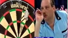 Phil Taylor vs. Dennis Smith – Fourth Round – 2003 PDC UK Open
