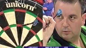 Phil Taylor vs. Roland Scholten – Semi-Final – 2003 PDC UK Open