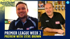 Premier League Preview with Steve Brown on 'Behind the Bar with Paul Starr'