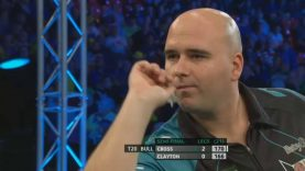 Rob Cross vs Jonny Clayton | Semi Final | 2017 Players Championship Finals Darts