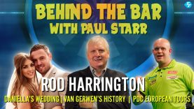 Rod Harrington | Why Aren't Big Players at European Tours? | Daniella's Big Day | PDC Youth Events