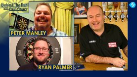 Ryan Palmer & Peter Manley join Paul on this weeks 'Behind the Bar'