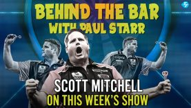 Scott Mitchell joins Paul 'Behind the Bar'