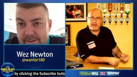 'The Warrior' Wes Newton chats to Paul 'Behind the Bar'