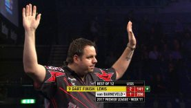Best Darts Finishes In 2017 – Between WC 2017 And WC 2018 (With Music)