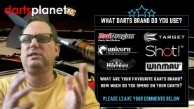 WHICH DARTS BRAND DO YOU USE OR LIKE BEST? …… I AM LOOKING FOR SOME EXPERT ADVICE PLEASE