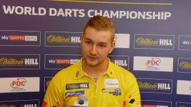 Dimitri Van den Bergh 'When you believe you can achieve'  William Hill World Darts Championship