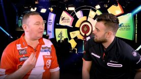 "Durrant ""If i dont come through the Quarters ill try my hand at Qschool, if i do BDO for life"""