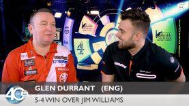 Glen Durrant – BDO for life ?