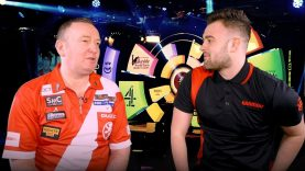 Glen Durrant 'first game back at Lakeside is always the hardest' | 3-0 win over Gary Robson