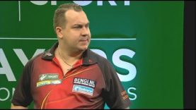 Huybrechts v Dobey (R1)  2017 Players Championship Finals Darts