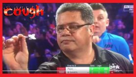 Justin Pipe Coughing Incident v Bernie Smith – 2018 PDC World Championships