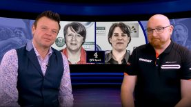 Lisa Ashton v Rhian Griffiths   Lakeside 2018 World Darts Championships Preview Show