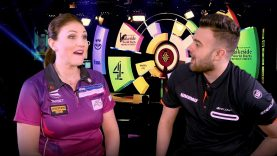 Lorraine Winstanley | Talks to Mackenzie about her 2-0 win over Tricia Wright