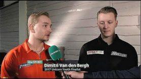 Payne v Van Den Bergh FINAL 2017 Youth World Darts Championship