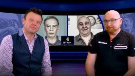 Pengiran Mohamed v Gary Robson   Lakeside 2018 World Darts Championships Preview Show