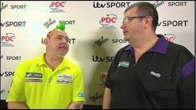 Review (R1) 2017 Players Championship Finals Darts