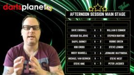 ROUND 2 PREDICTIONS OF THE DARTS PLAYERS CHAMPIONSHIP FINALS – MINEHEAD BUTLINS