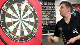 1 Leg Of Darts Against Greg Ritchie | Darts Challenge