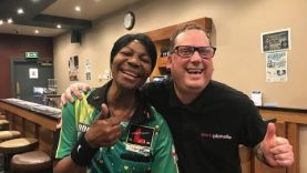 I Blushed When Interviewing Deta Hedman | What A Lovely Lady