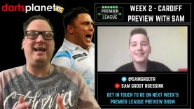 Night 2 Preview & Predictions | Unibet Premier League League From Cardiff With Special Guest Sam
