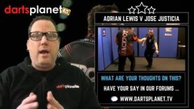 What's Next For Adrian Lewis After The Pushing Incident With Jose Justicia?