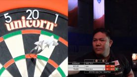 9 Darter From Noel Malicdem On PDC Asia Tour 2018