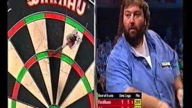 Adams vs Fordham Darts World Masters 2003 Last 16