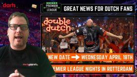 Double Dutch, Rotterdam Ahoy Has Tow Premier League Nights