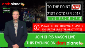 TO THE POINT LIVE FROM 7PM THIS EVENING ON (2)