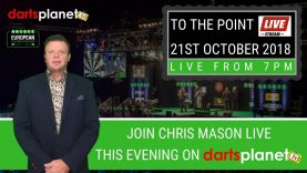 To The Point With Chris Mason – 11th November October 2018